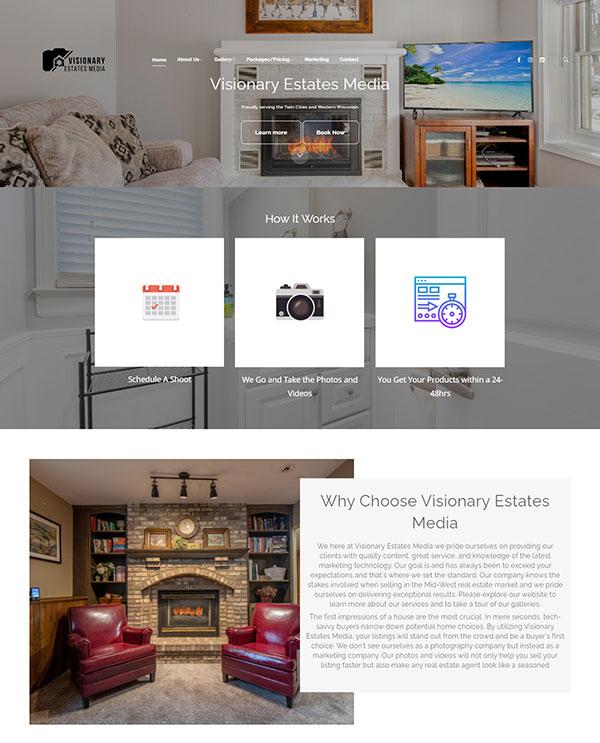 Jacob Kinneman Portfolio Website Examples