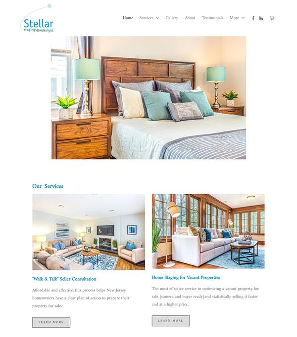 Cindy Mussman Portfolio Website Examples