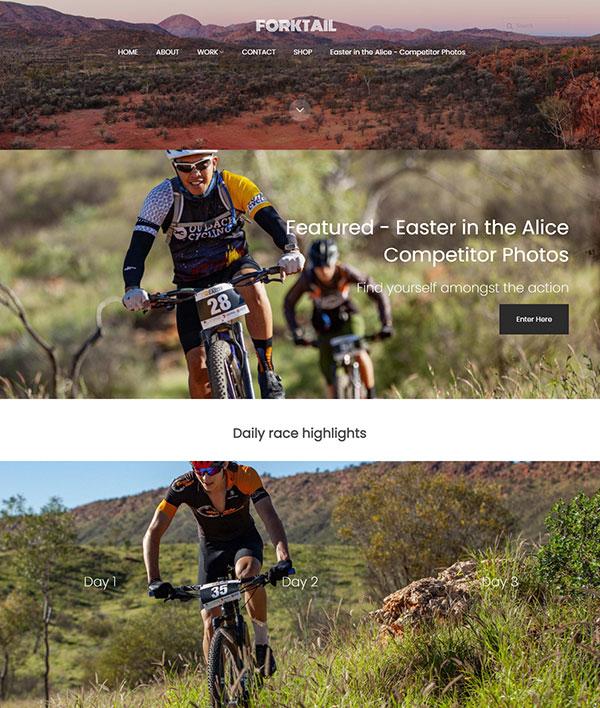 James Tudor Portfolio Website Examples