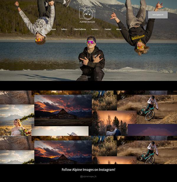 Zach Bertrand Portfolio Website Examples