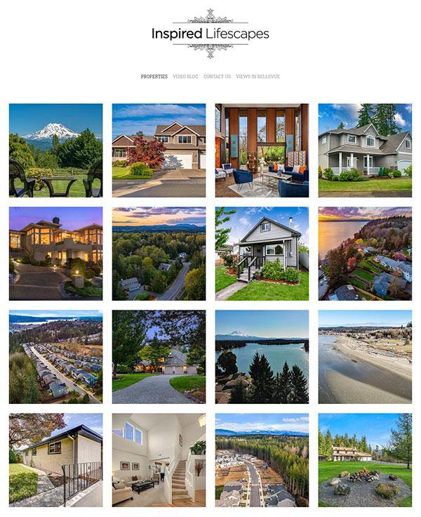 Carrie Haymond Portfolio Website Examples