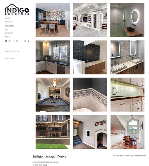Jenny Nowakowski Portfolio Website Examples