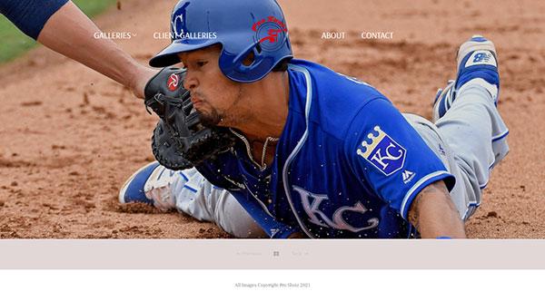 Kevin Langley Portfolio Website Examples