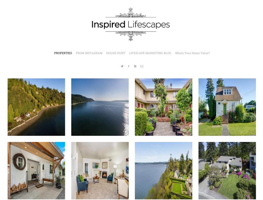 Portfolio Websites for Architects and Interior Designers