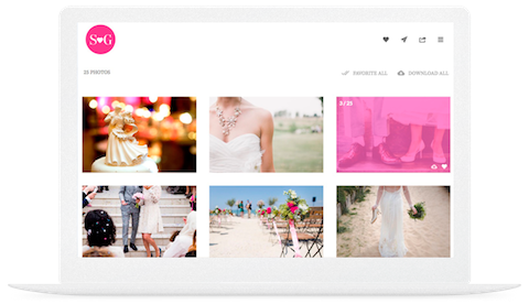 Pixpa is a perfect amalgamation of your Portfolio Website and Online Proofing Galleries